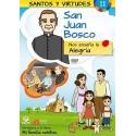 San Juan Bosco y la Alegría DVD dibujos animados católicos