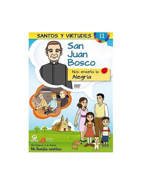 San Juan Bosco y la Alegría