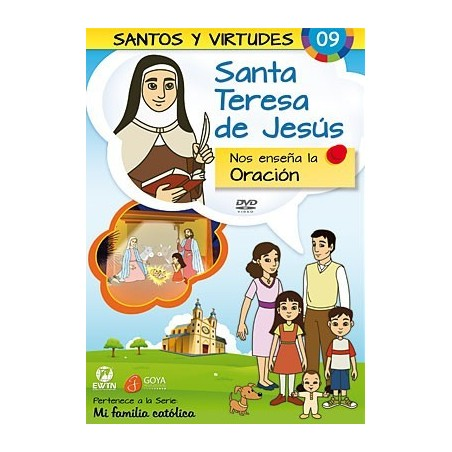 Santa Teresa de Jesús and prayer