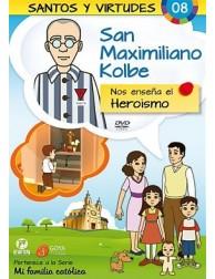 San Maximiliano Kolbe y el Heroismo