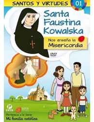 Santa Faustina Kowalska y la Misericordia