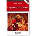 Lo primero es el Amor LIBRO de Scott Hahn