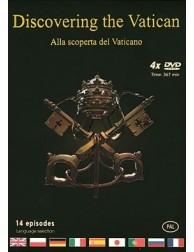 Descubriendo El Vaticano (4 DVD's)