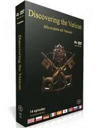 Descubriendo El Vaticano (4 DVD's) SERIE videos sobre la vida y el arte del Vaticano