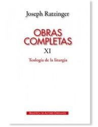 Obras Completas de Joseph Ratzinger: Teología de la Liturgia LIBRO