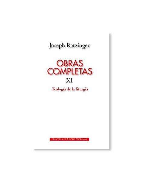 Obras Completas de Joseph Ratzinger: Teología de la Liturgia