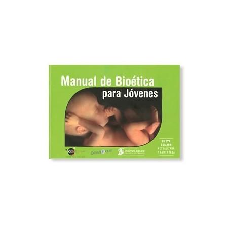 Manual de Bioética para jovenes LIBRO
