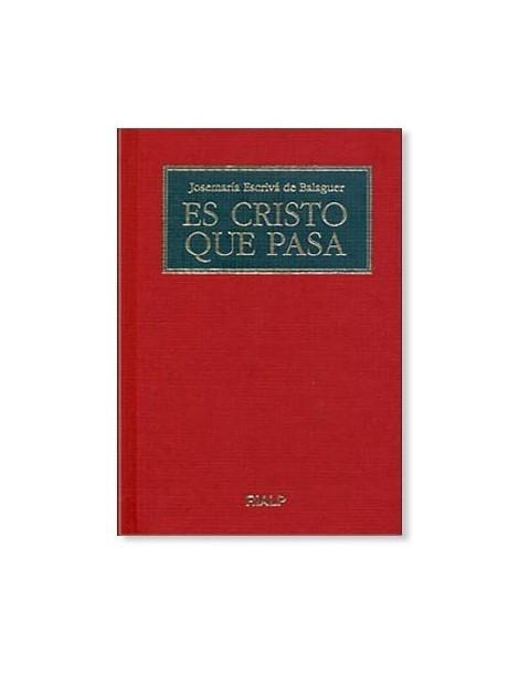 Es Cristo que pasa LIBRO de San Josemaría