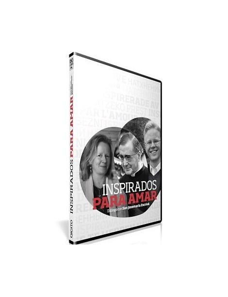 Inspirados Para Amar DVD video de testimonios