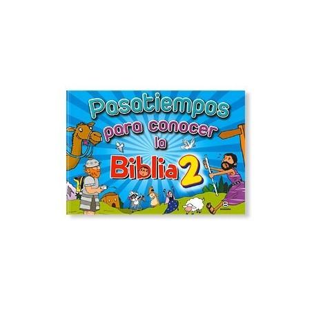 Pasatiempos para conocer la Biblia 2