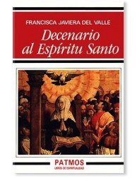 Decenario al Espíritu Santo LIBRO religioso