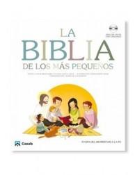 La Biblia de los más pequeños LIBRO católico