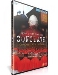 El Cónclave: Cómo se elige a un Papa DVD religioso recomendado