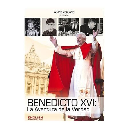 Benedicto XVI: La Aventura De La Verdad DVD video católico sobre el Papa