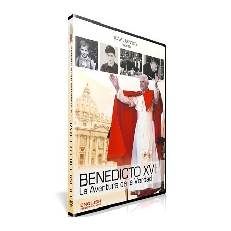Pope Benedict XVI: A Love Affair with the Truth