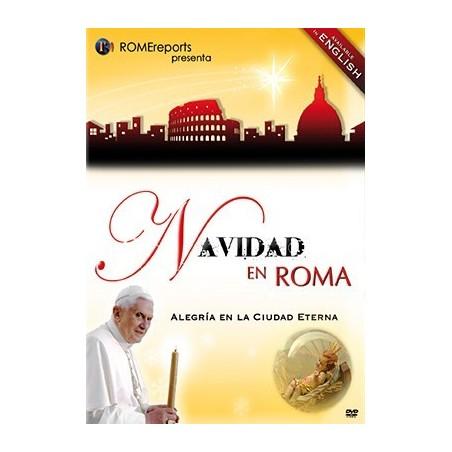 Navidad en Roma DVD video religioso