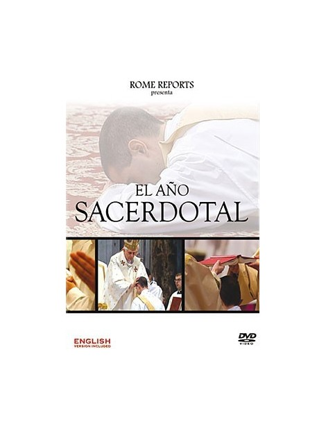 Documental en DVD El Año SAcerdotal