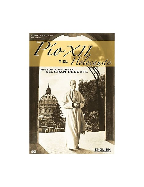 Documental en DVD: PIO XII Y EL HOLOCAUSTO