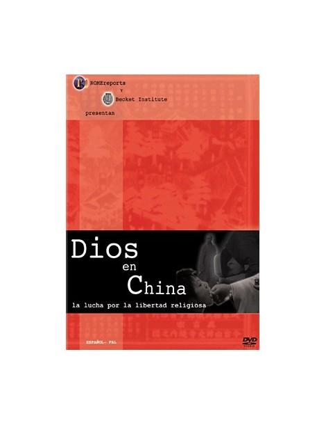 Dios en China DVD video católico recomendado