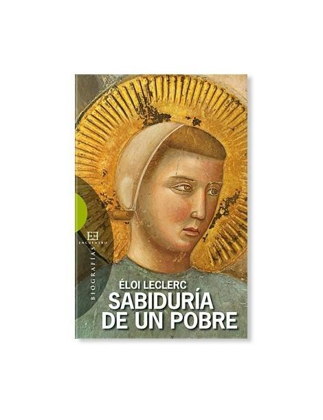 Sabiduría de un pobre LIBRO sobre San Francisco de Asís de Benedicto XVI