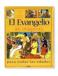 El Evangelio en Imágenes LIBRO católico para niños