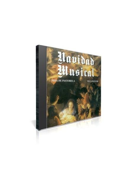 Navidad Musical CD de música religiosa recomendada