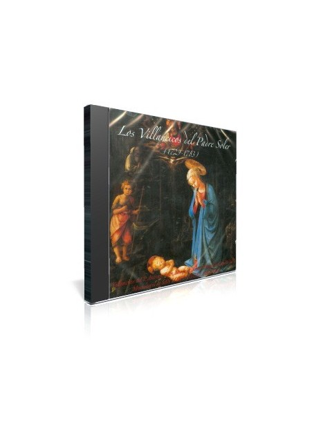 Los Villancicos del Padre Soler CD de música religiosa recomendada