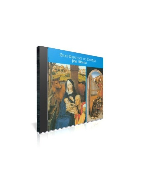 Gran Orquesta de Navidad CD de música religiosa