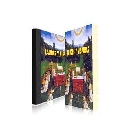 Laudes y Vísperas - Audiolibro católico para la oración
