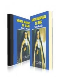 Santa Maravillas de Jesús - Audiolibro religioso