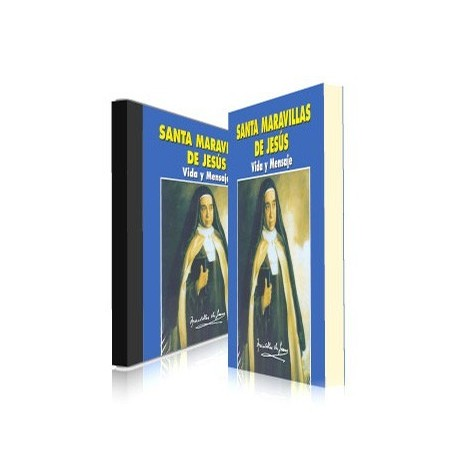 Santa Maravillas de Jesús - Audiolibro