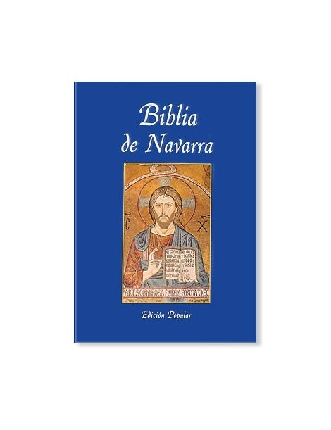 Biblia de Navarra LIBRO católico recomendado