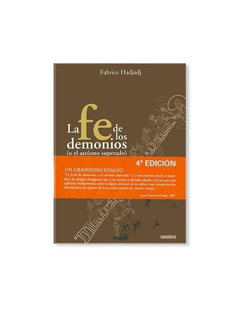 La Fe de los Demonios LIBRO religioso recomendado