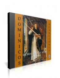 Dominicos 800 años CD de música religiosa recomandada