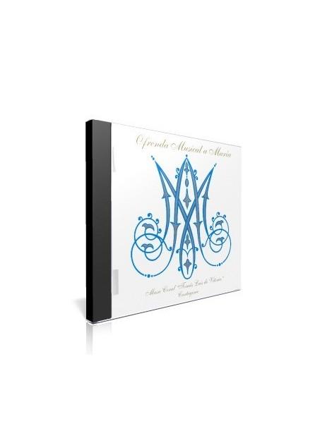 Ofrenda Musical a María CD de música religiosa recomendada