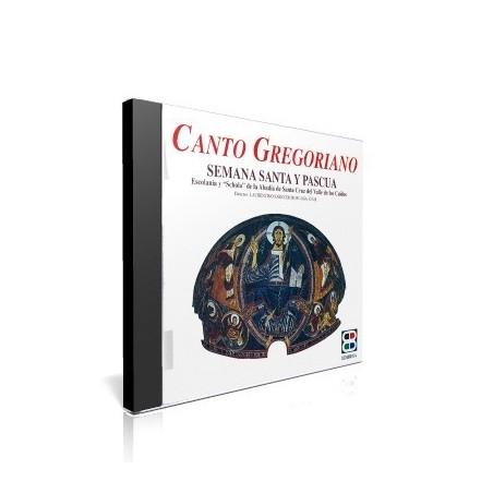 Canto Gregoriano: Semana Santa y Pascua