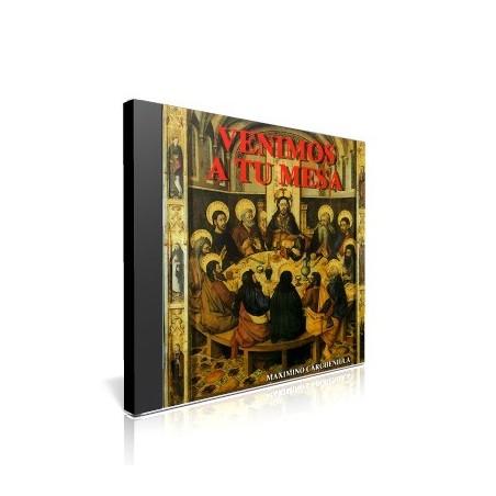 Venimos a tu mesa CD de música religiosa