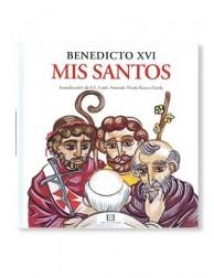 Mis Santos LIBRO recomendado del Papa Benedicto XVI