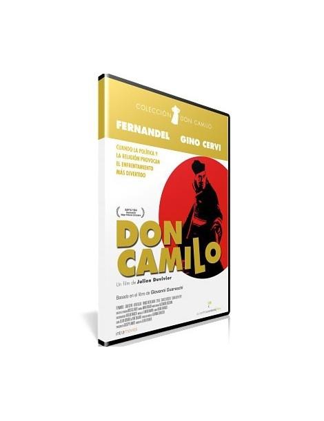 Don Camilo DVD película