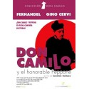 Don Camilo y el Honorable Peppone DVD película clásica recomendada