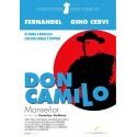 Don Camilo Monseñor DVD película clásica recomendada