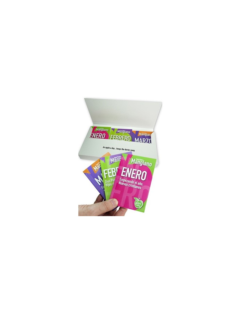 An Apple a day Box (Manglanitos)