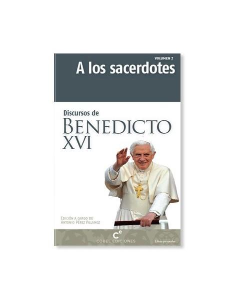 A los Sacerdotes LIBRO de Benedicto XVI