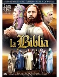 La Biblia (6 DVDs) serie religiosa recomendada