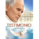 Testimonio: La historia inédita del Papa Juan Pablo II DVD video