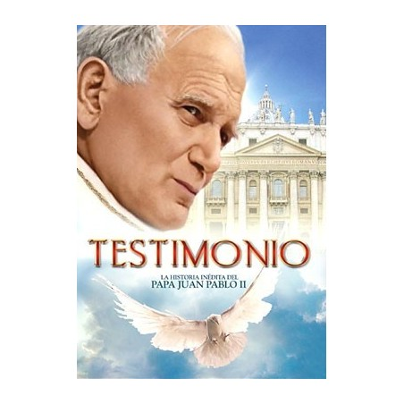 Testimony: The Untold Story Of Pope John Paul II