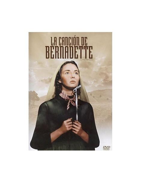 La Canción de Bernadette DVD película sobre las apariciones de Lourdes
