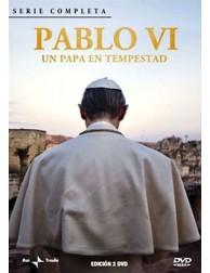 Pablo VI: Un Papa en Tempestad DVD video