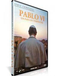 Película en DVD PABLO VI, UN PAPA EN TEMPESTAD