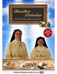 Bendito Paladar DVD serie de TV sobre cocina